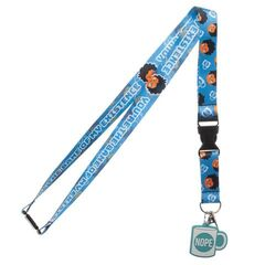 Max from the Camp Camp Max Bane of Existence Lanyard
