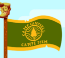 Camp Campbell Flagpole