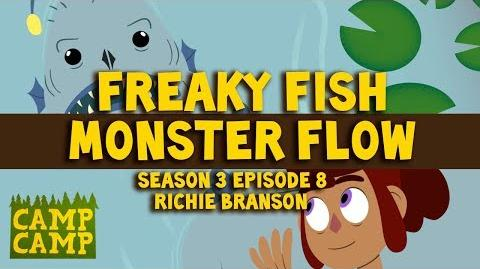 Freaky Fish Monster Flow