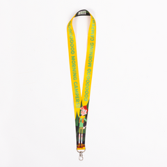 David from the Camp Camp David Lanyard