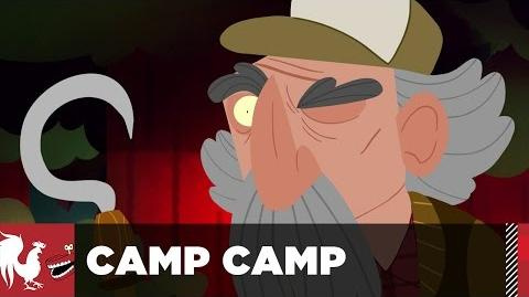 Camp Camp, Episode 5 - Journey to Spooky Island