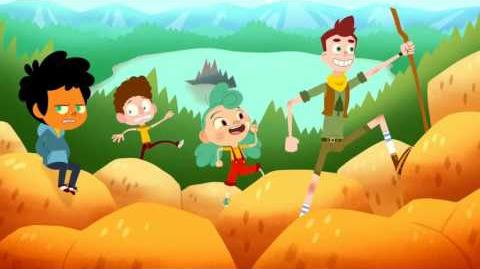 Camp Camp Song Song