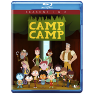 Camp Camp Seasons 1 & 2 Blu-ray