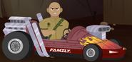 Petrol Cart