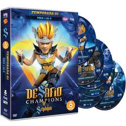 Temporada 1, DVD Completo