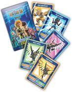 Sobres de Virtual Cards