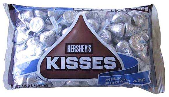 Hersheys-Kisses