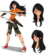 Drawn ID -Althea-