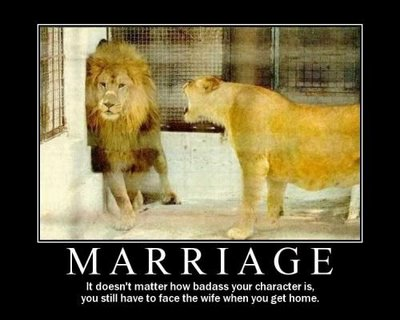 Funny truth abt marriage