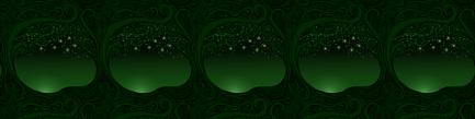 Drake's new green theme