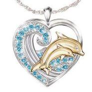 Aqua's necklace