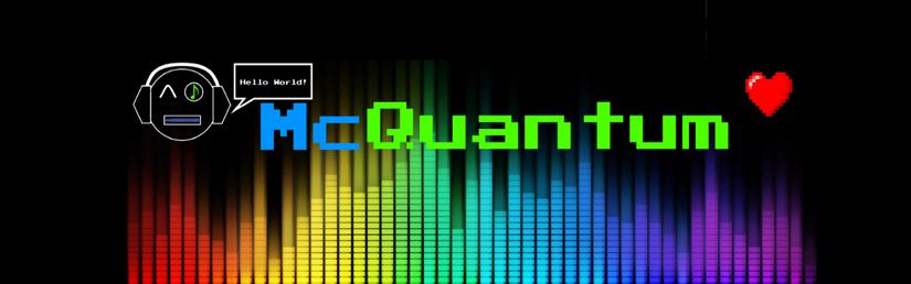 McQuantum Banner