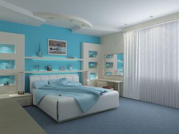 Sealike Bedroom by rOSTyk