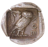 Owl-on-the-Tetradrachma