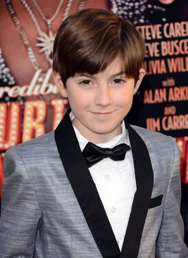 Mason Cook Red Carpet Arrivals Burt Wonderstone 4L6nH8Q9B2Zl