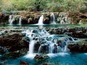Skirmishes Waterfall 1