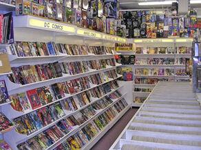 ComicBooksBookStore
