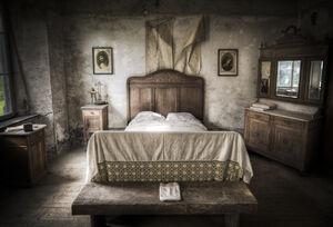 Drew's bedroom