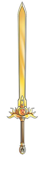 Golden-sword-sun
