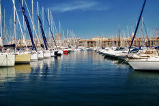 Old Port in Marseilles