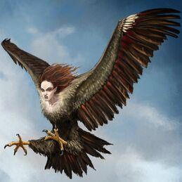 Harpy by seraph777-d7b3lou