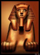 How-to-draw-an-egyptian-sphinx