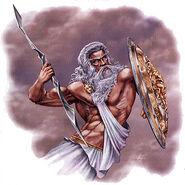 Zeus scepter
