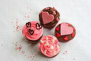 Cupcakes4valentines!