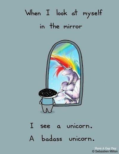 Mirror Unicorn
