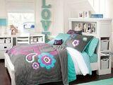 Katherine Baudelaire/Bedroom
