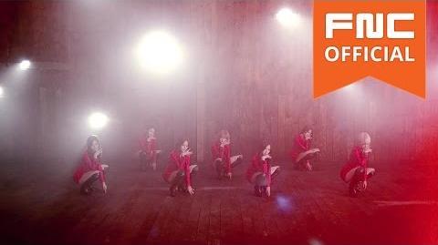 AOA - 사뿐사뿐(Like a Cat) Music Video