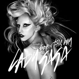 Born This Way - Single 1