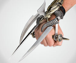 Connor's hand weapon