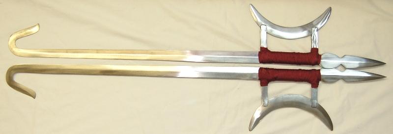 Hook sword w511