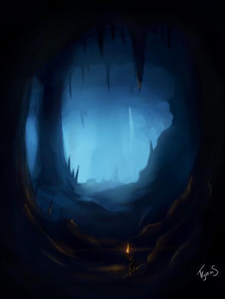DarkCave