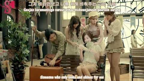 Secret4Subs Secret - Starlight Moonlight MV eng sub