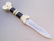 Russia dagger