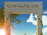 Camp Half-Blood Entrance