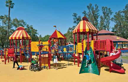 Shanes-Carousel-Playground