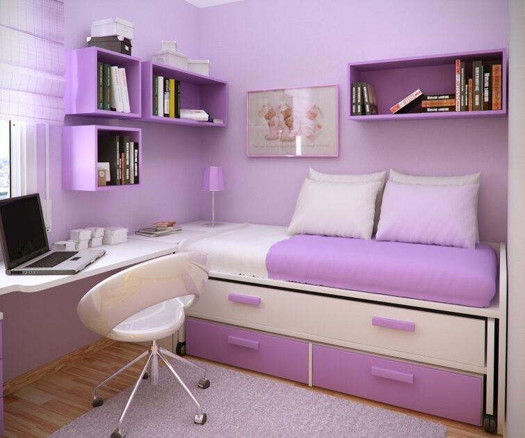 Small-bedroom-decorating-ideas-for-girls