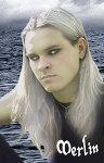 Merlin by CelticWolfMaiden