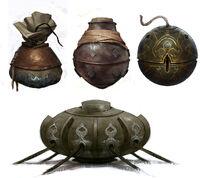 Artwork - Bombs