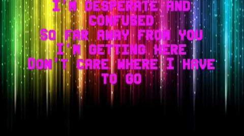 Misery - Maroon 5 - Lyrics on Screen