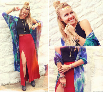 Gypsy lookbook