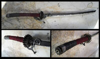 Steampunk Sword Zanki by TamonteN