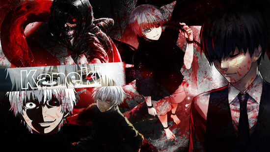 Kaneki wallpaper by dinocojv-d8e84rr