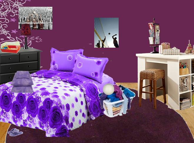 Vivian's room