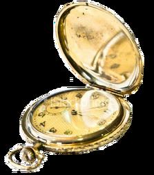 Aaron's watch