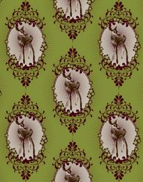 Theme deer for pandora
