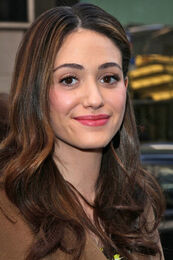 Emmy Rossum Emmy Rossum Smiles Leaves Today XXu5pFet0GNl